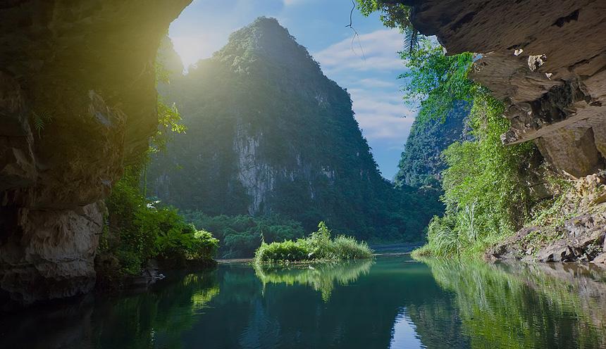HOA LU – TAM COC – CUC PHUONG NATIONAL PARK - 三古- 菊芳 国家树林 (两天一夜)