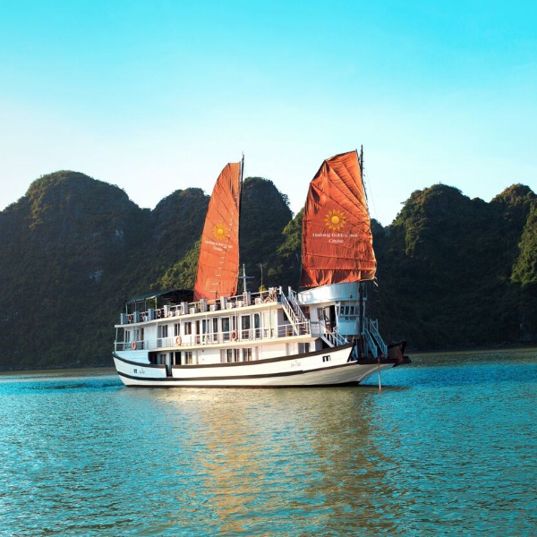 3 Star Cruise- Halong Bay-Lan Ha Bay 3 days / 2 nights on boat