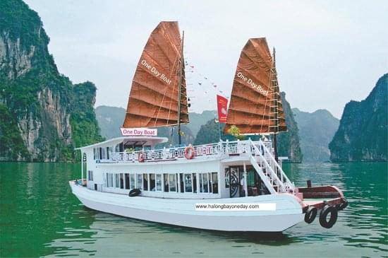Halong Bay 1 day