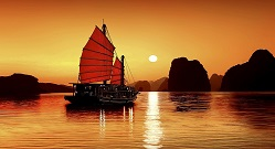 下龙湾当天旅游