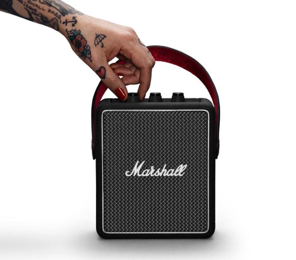 Loa Marshall Stockwell 2 Black New