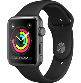 Apple Watch Series 3 38 mm GPS