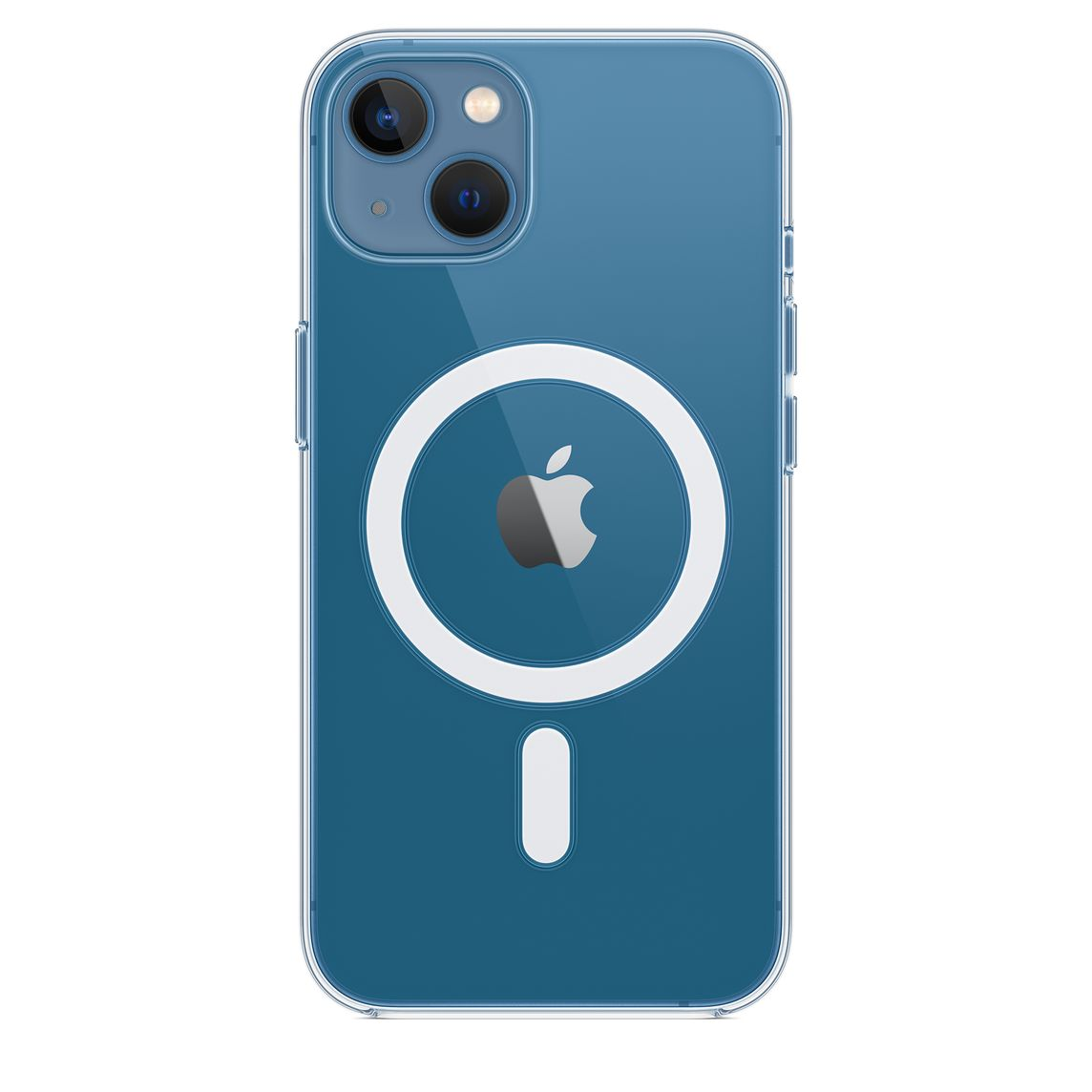 Ốp lưng iPhone 13 Clear Case with MagSafe Chính Hãng