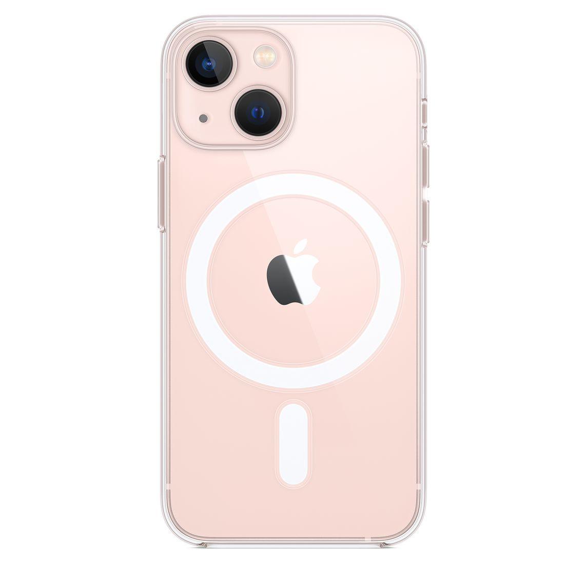 Ốp lưng iPhone 13 mini Clear Case with MagSafe Chính Hãng