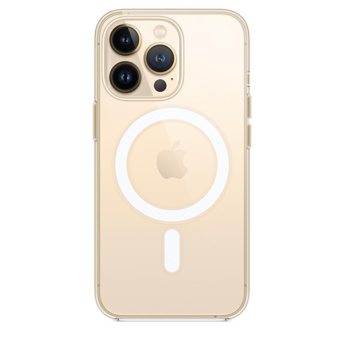 Ốp lưng iPhone 13 Pro Max Clear Case with MagSafe Chính Hãng