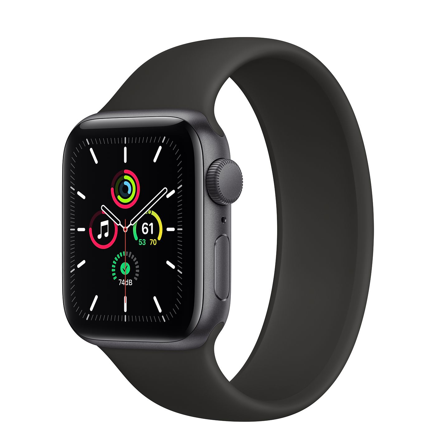 Apple Watch SE 44 mm - LTE -