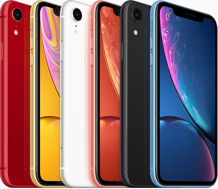iPhone Xr ( 2 Sim ZA/A )