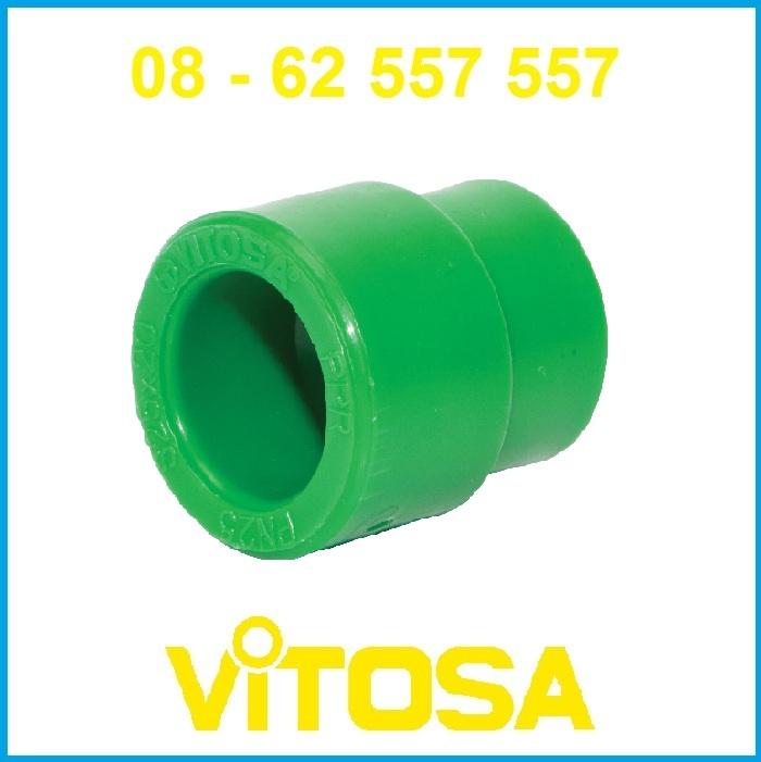 Côn thu 25/20 ( nối giảm)  PP-R Vitosa