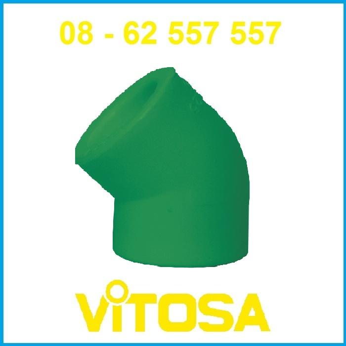 Lơi ( chếch) 20 PP-R Vitosa