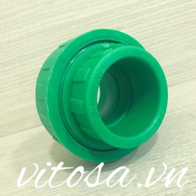Rắc co nhựa 20 PP-R Vitosa