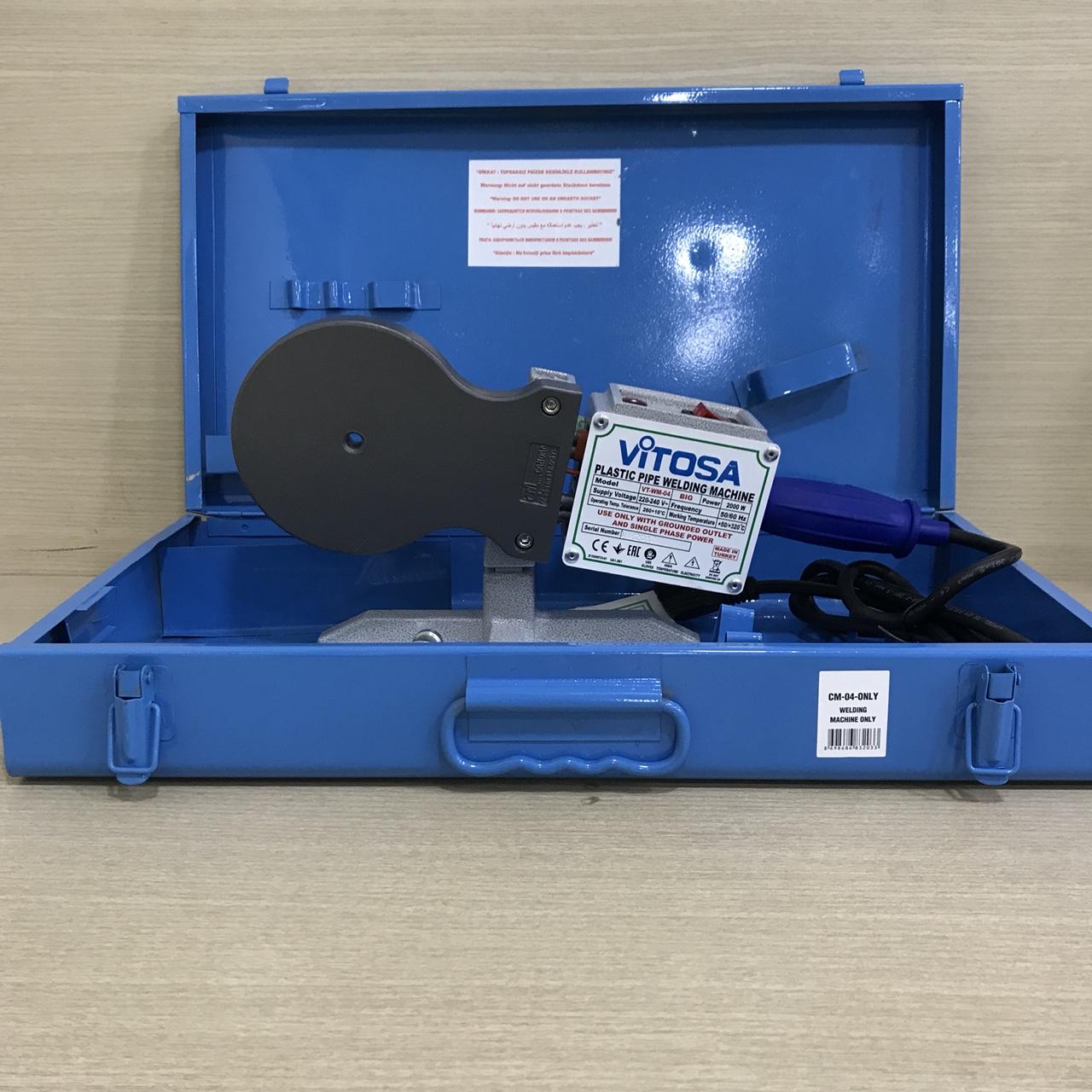 Máy hàn ống nhựa VT-WM-04 ONLY