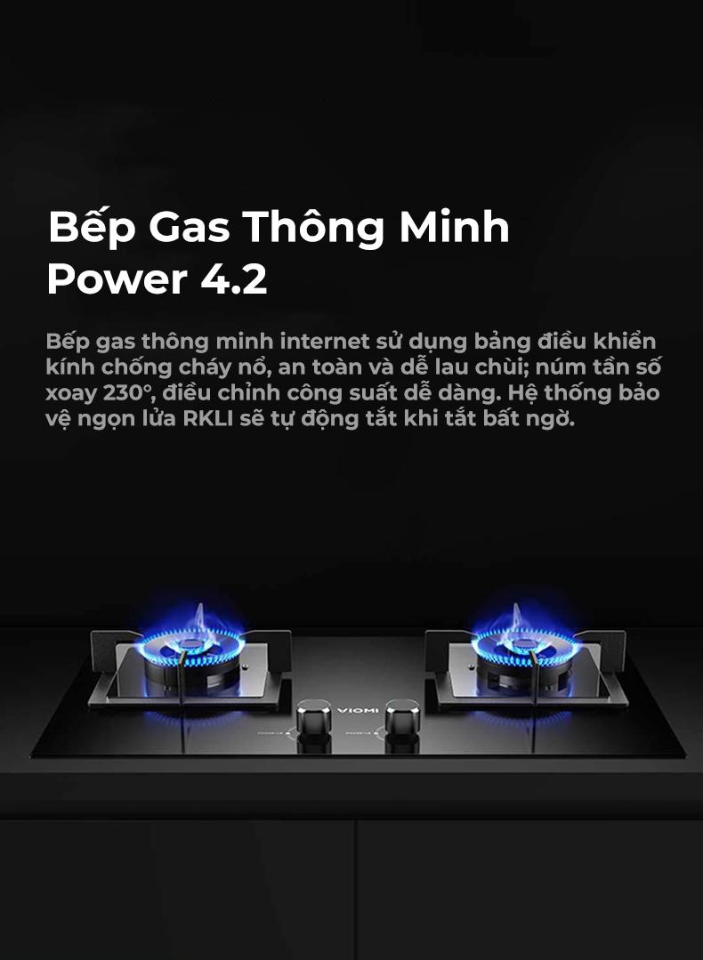 Máy hút mùi thông minh Xiaomi Viomi CXW-260-VK701