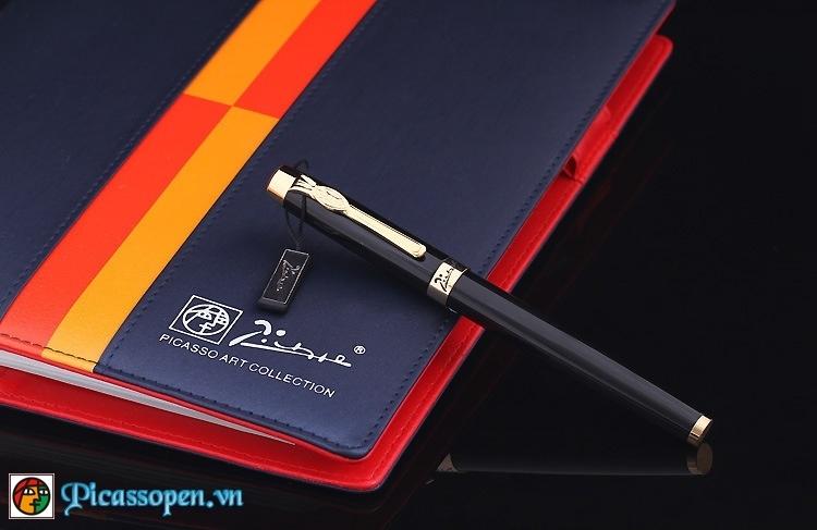 Bút máy Picasso 933 màu đen