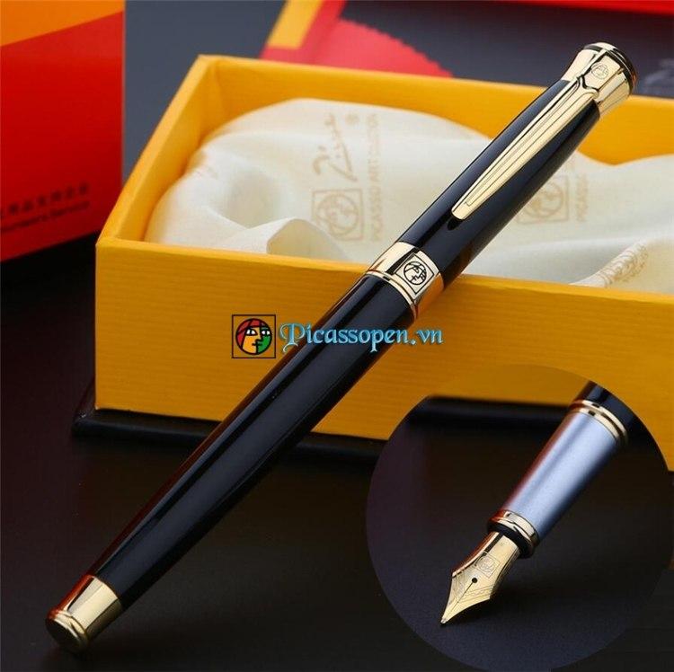 Bút máy Picasso 903 màu đen