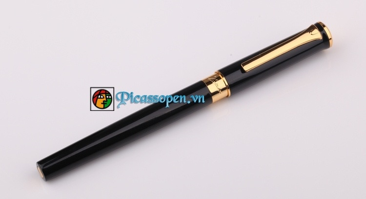 Bút dạ bi cao cấp Picasso 988 màu đen