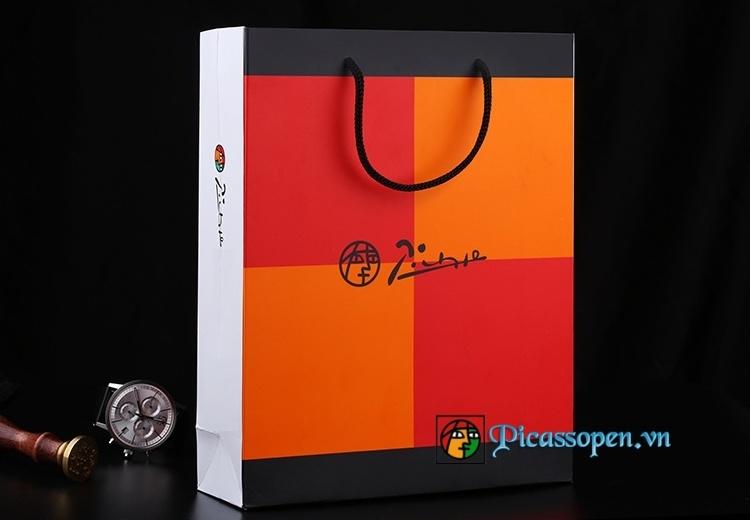 Túi đựng bút cao cấp Picasso