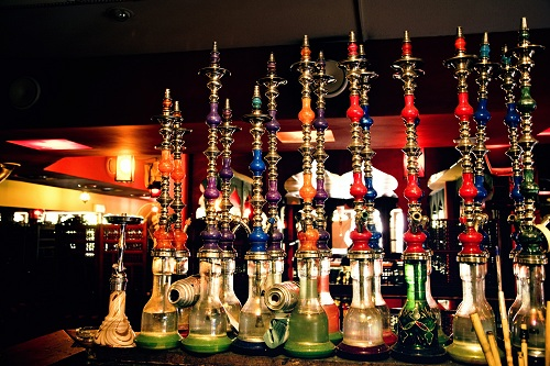 Shisha - thuốc lào Ả Rập đẳng cấp và phong cách 1