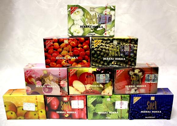 7 lý do sử dụng hương Herbal Shisha 2