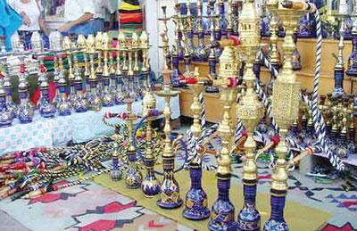 Shisha - thuốc lào Ả Rập đẳng cấp và phong cách 2