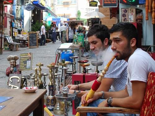 Năm quốc gia tốt nhất để hút shisha 4