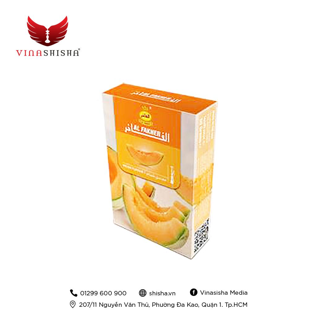 Hương Dưa Gang (Melon) - Hương liệu shisha Al Fakher (hộp 50g)