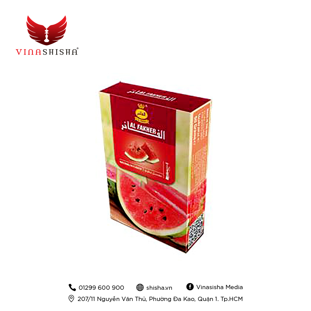 Al Fakher Tobacco 50g - Melon (Hương Dưa Gang)