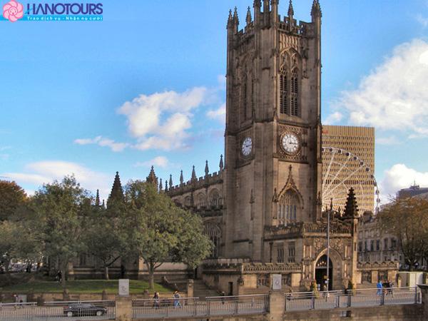Nhà thờ Manchester