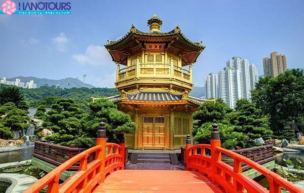 Thiền Viện Chí Liên Hồng Kong
