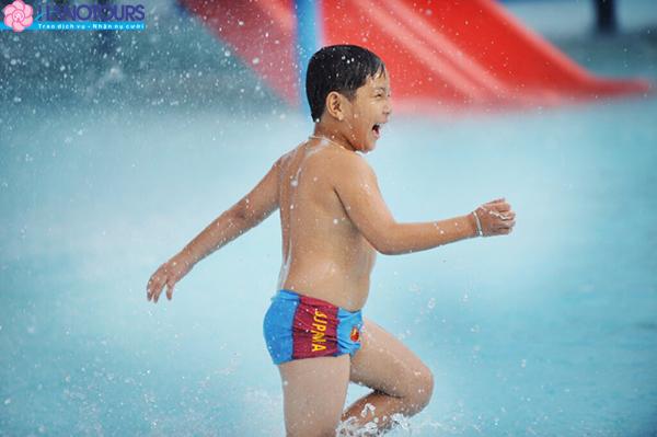 Vui chơi tại Vinpearl Phú Quốc