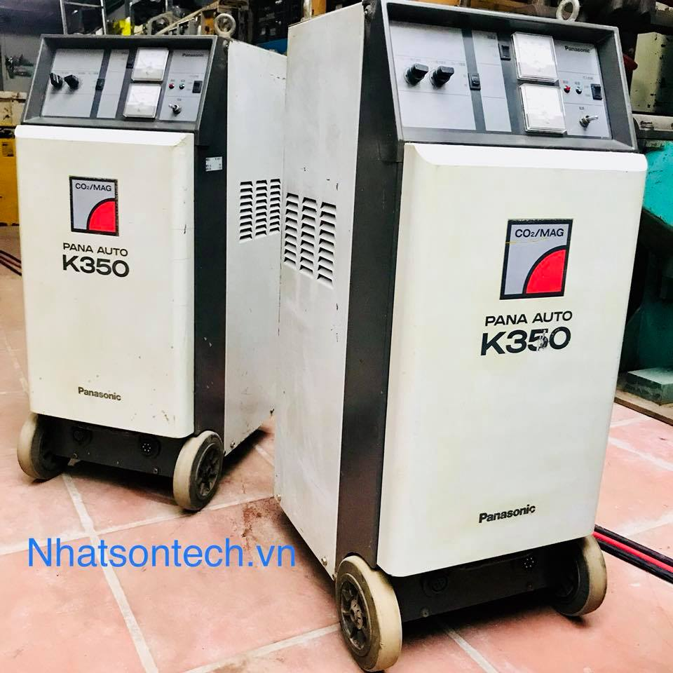 Mig k350 panasonic