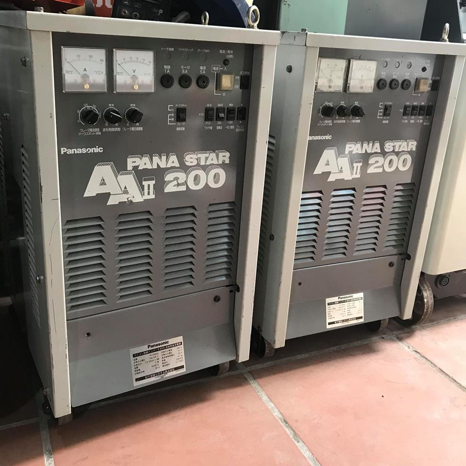 MÁY MIG 200 PANA START AA200