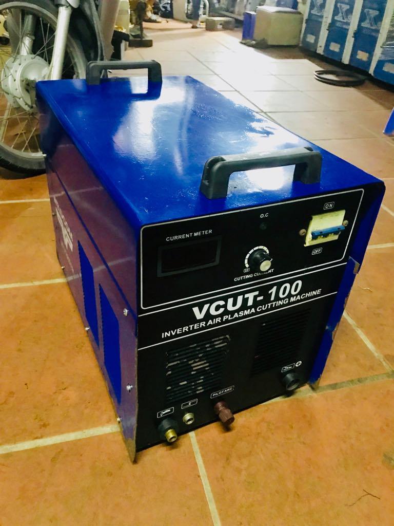 máy cắt plasma 100