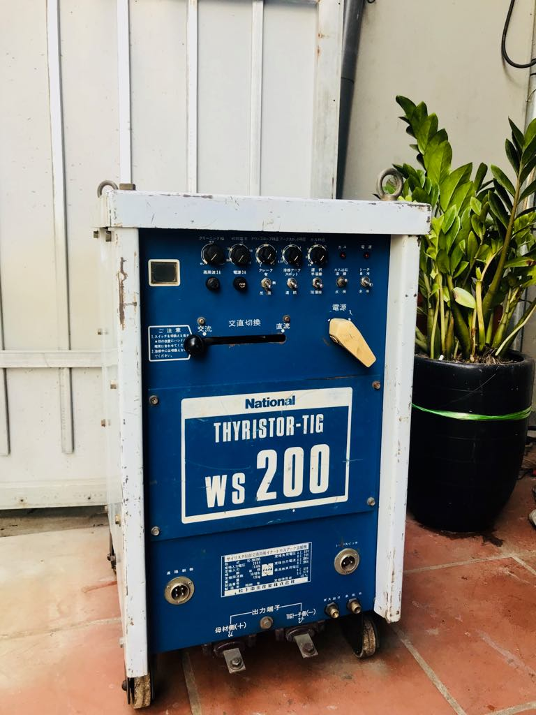 MÁY HÀN TIG WS 200