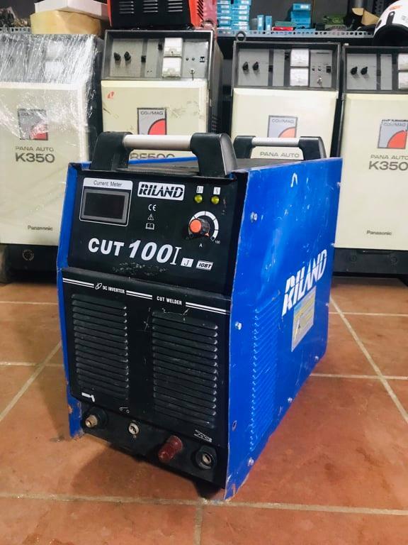 máy cut plasma Riland cut 100I