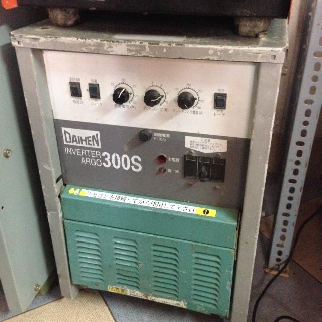 máy hàn tig 300S (nhật)