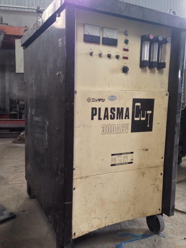 Máy cắt plasma 300A