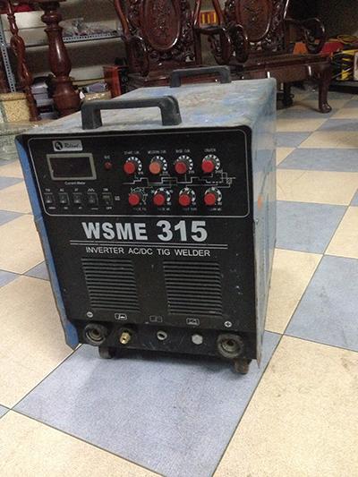 máy hàn tig ac/dc 315A