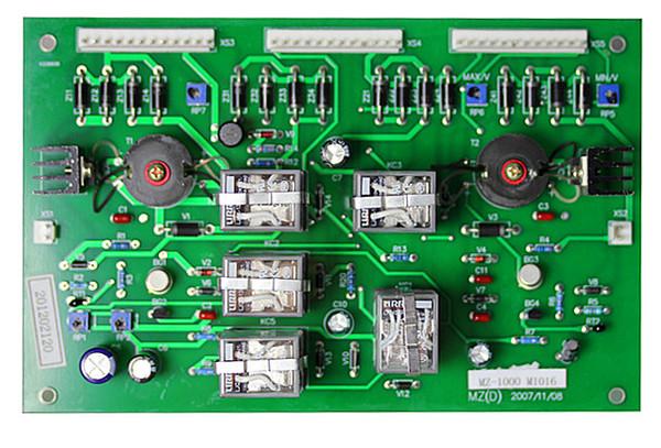 Board mạch cấp dây xe hàn hồ quang chìm
