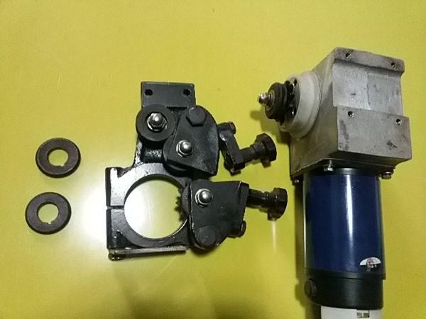Motor cấp dây máy hàn cổng