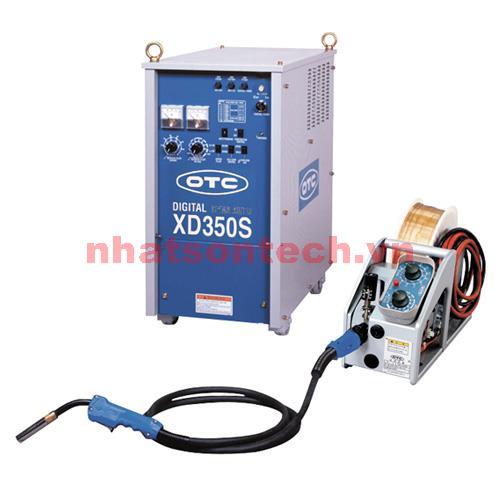 Máy hàn kỹ thuật số OTC DYNA AUTO CO2/MAG XD350SII