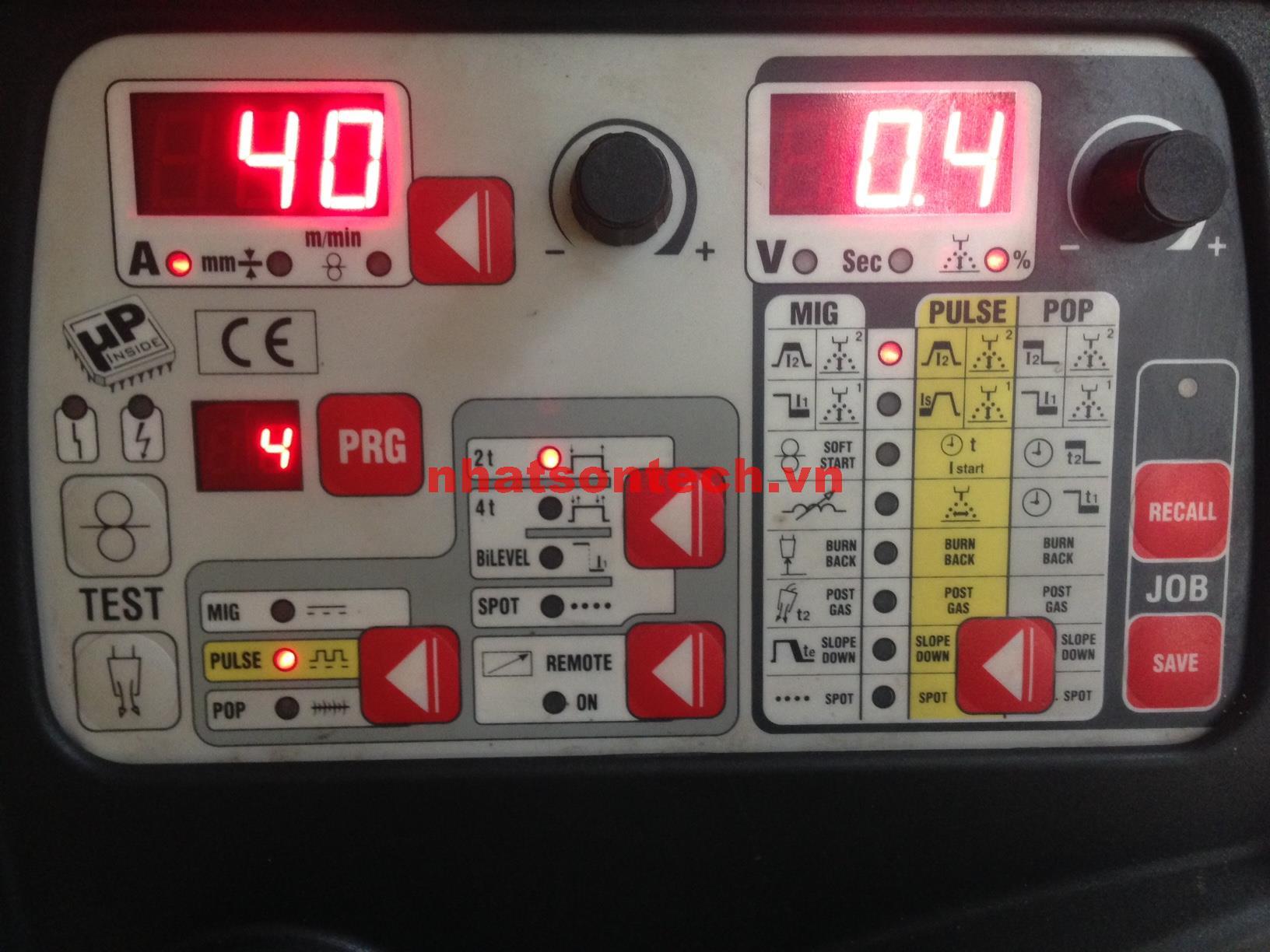 máy hàn đa chức năng TEWIN 500A (ITALY)