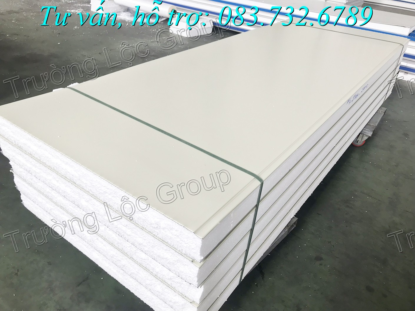 panel eps, panel vách ngăn phòng và panel trần