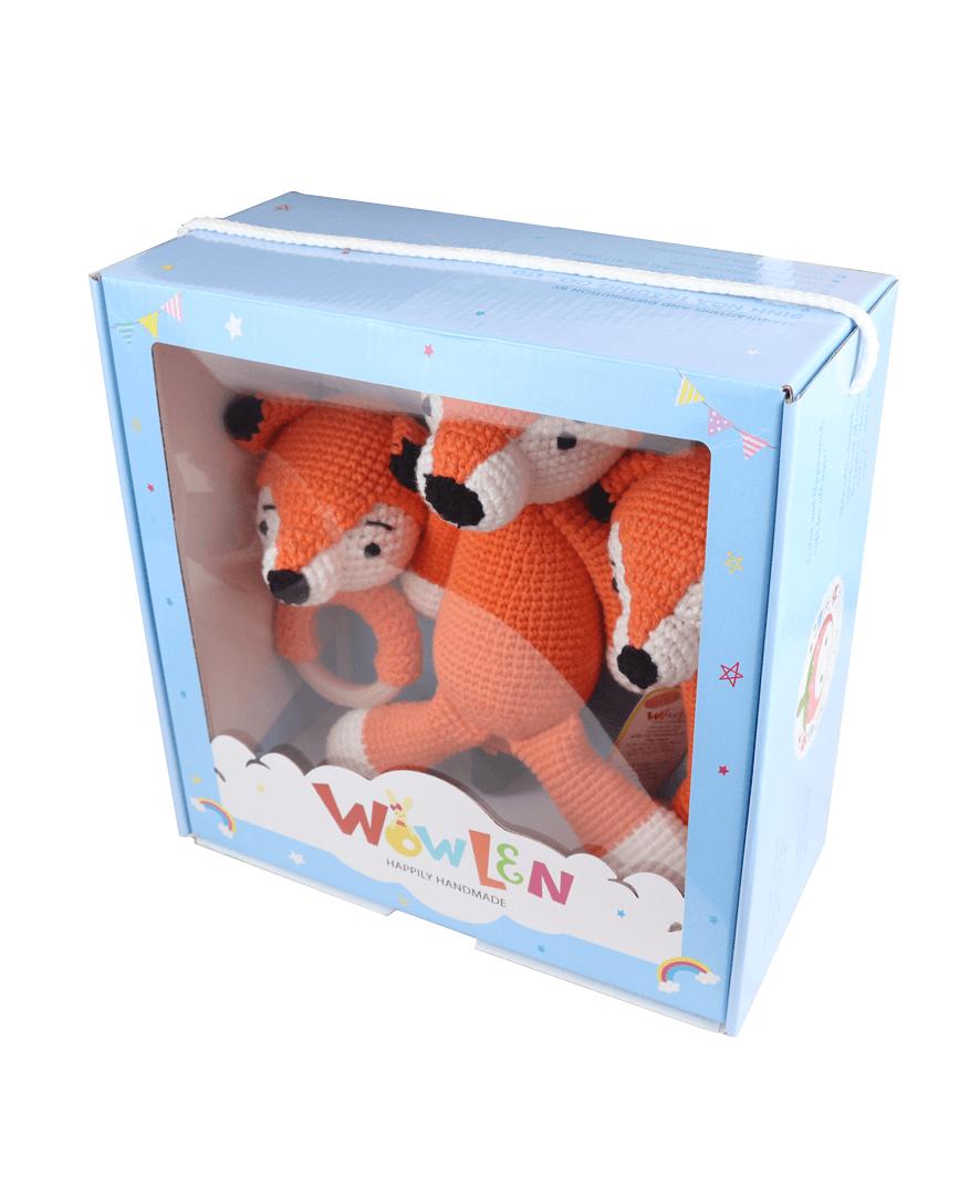 Set Newborn Baby Foxy