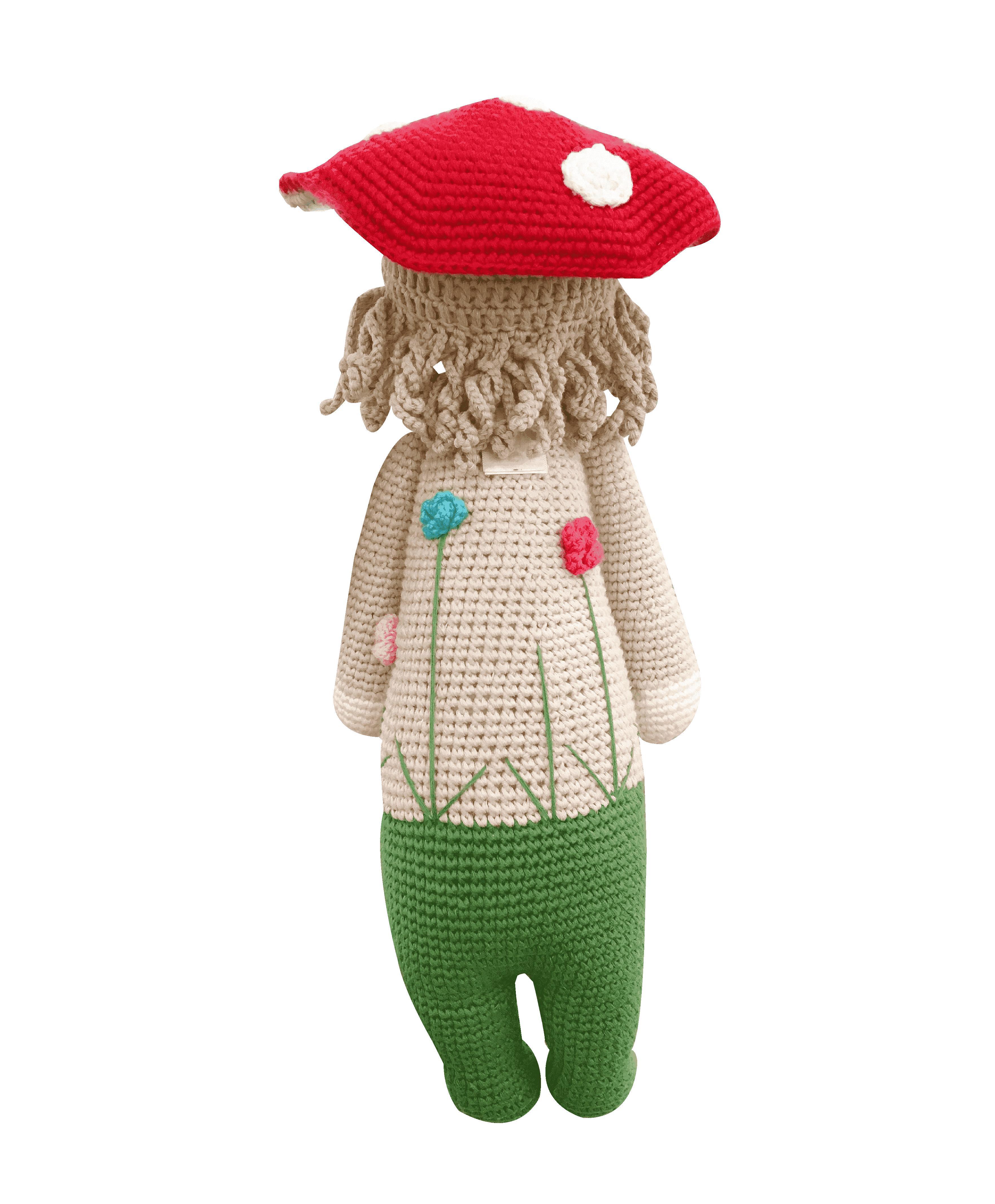 MiMi Girl Mushroom