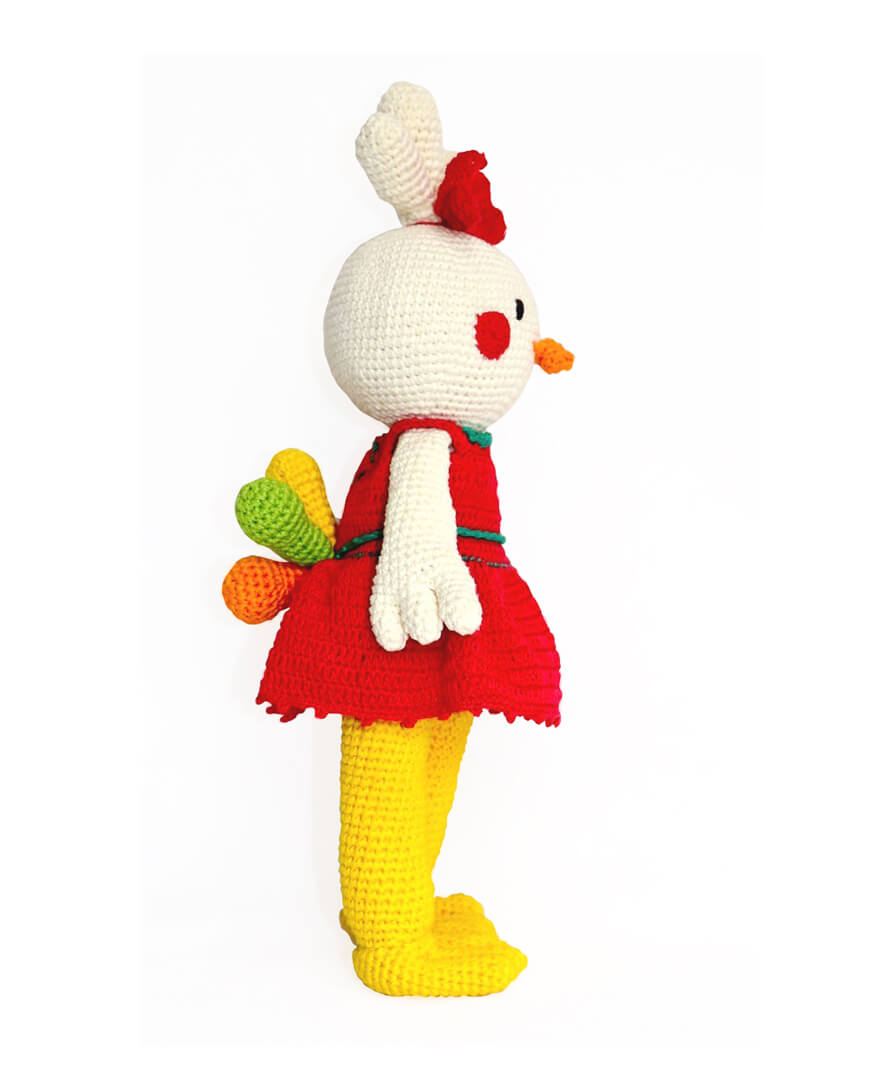 Boni Chicken Girl