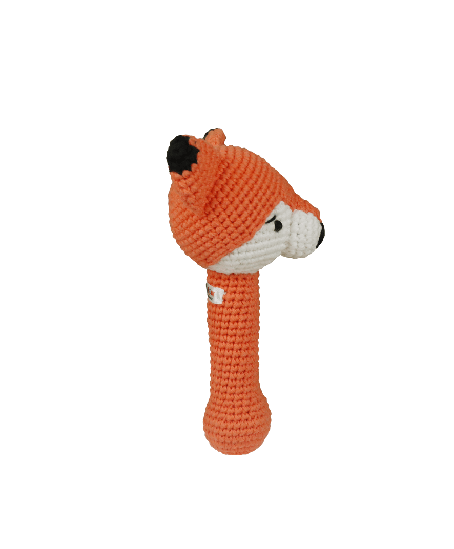Baby Foxy Rattle
