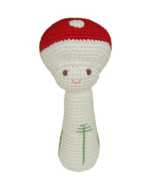 Mushroom Rattle