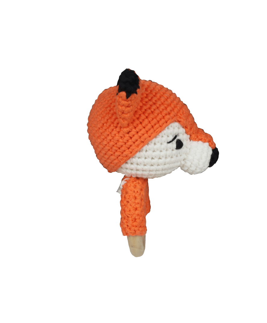 Foxy Teething Ring