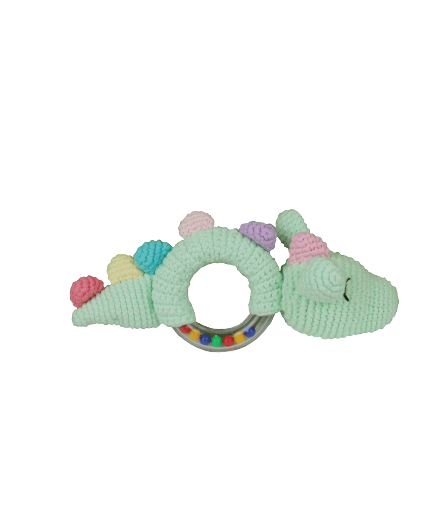 Dinosaur Teething Ring