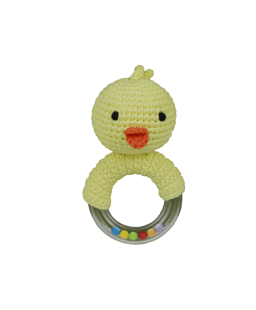 Duck Teething Ring